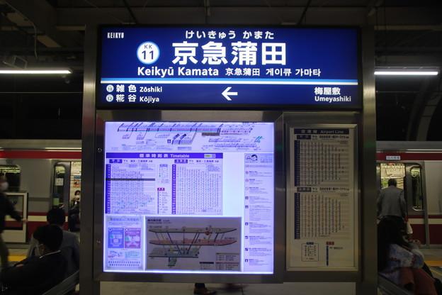 京急蒲田駅(KK11)