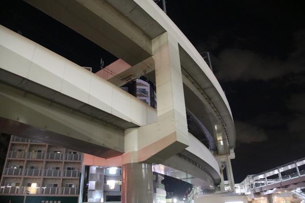 京急空港線 高架線