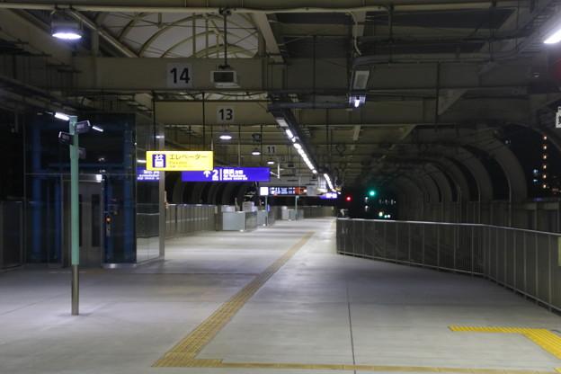 【下り線】京急蒲田駅1-3番線より2番線方面