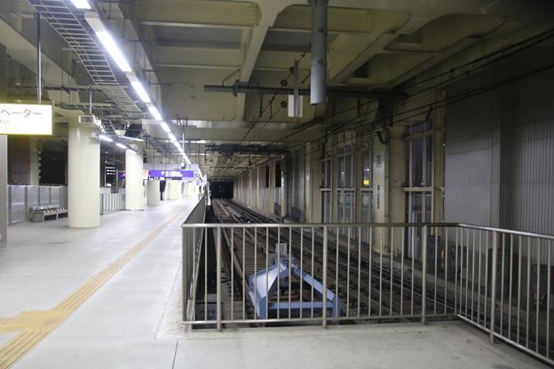 【上り線】京急蒲田駅4-6番線より5番線方面