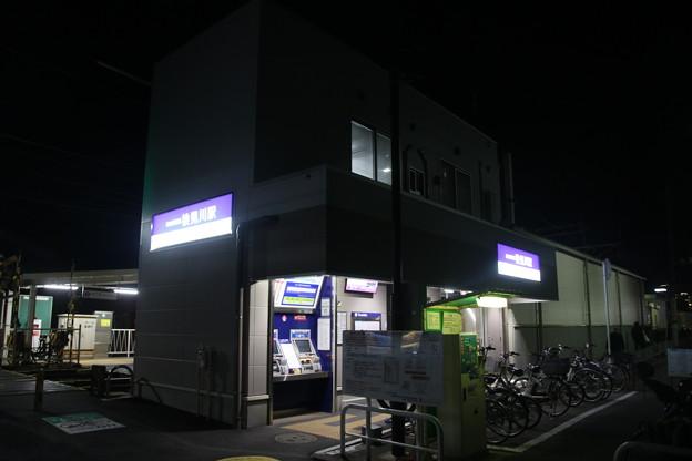 京成千葉線 検見川駅