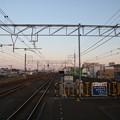 Photos: 鉄道撮影地 下総中山駅津田沼方より西船橋方向