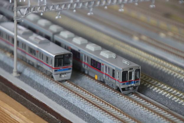 2020.12.13 リカラーで鉄道模型を運転