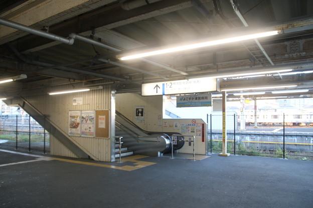 横須賀線 久里浜駅