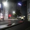 始発列車が動く前の千葉中央駅東口