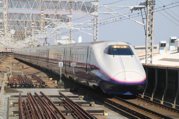東北新幹線 E2系 やまびこ