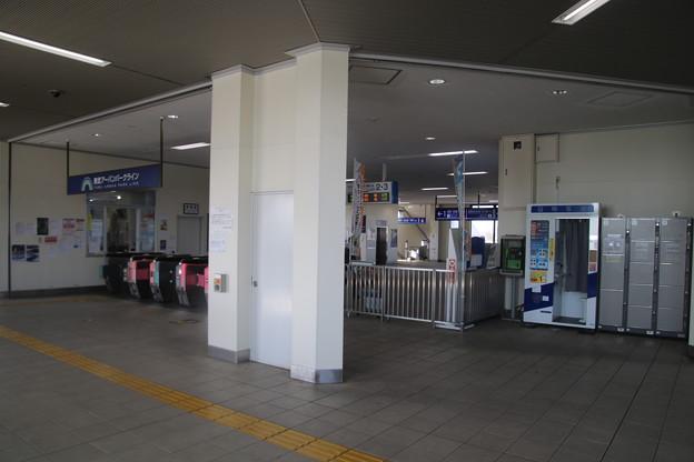 東武鉄道 野田線 運河駅