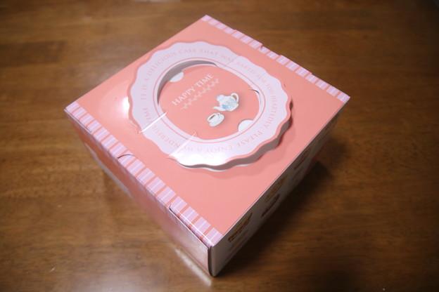 プリロール誕生日ケーキ ケース