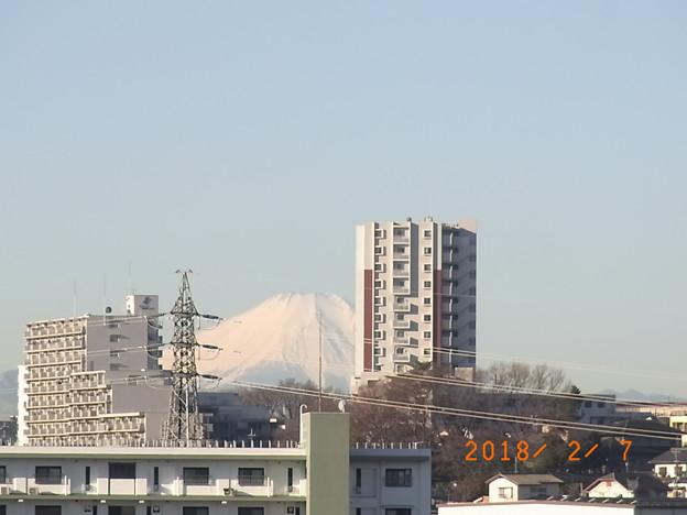 富士山2018.02.07