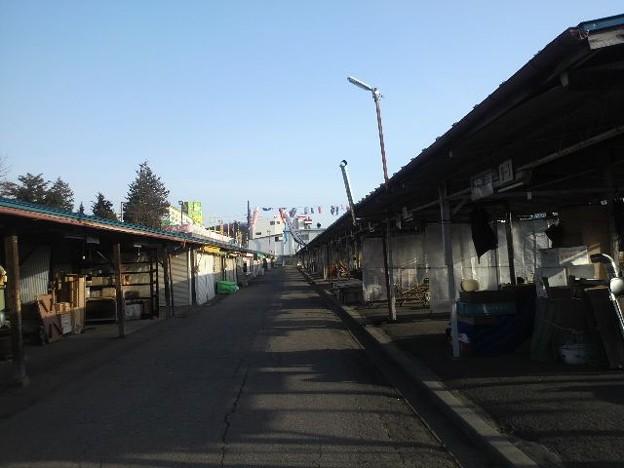 盛岡 神子田朝市2018.4.10
