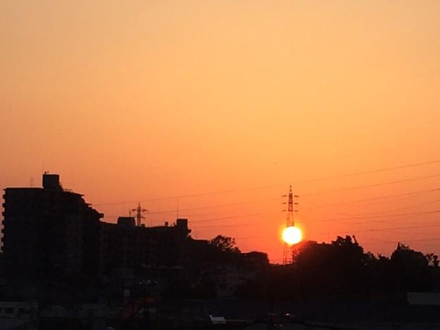 夕陽2018.4.28
