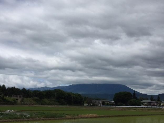 写真: 岩手山2018.6.14