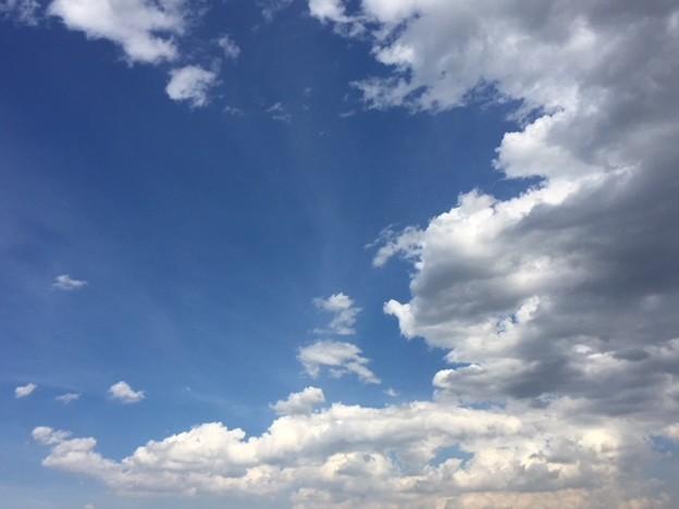 空と雲2018.7.23
