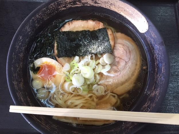 東北道上り_国見SA 喜多方ラーメン2018.8.17