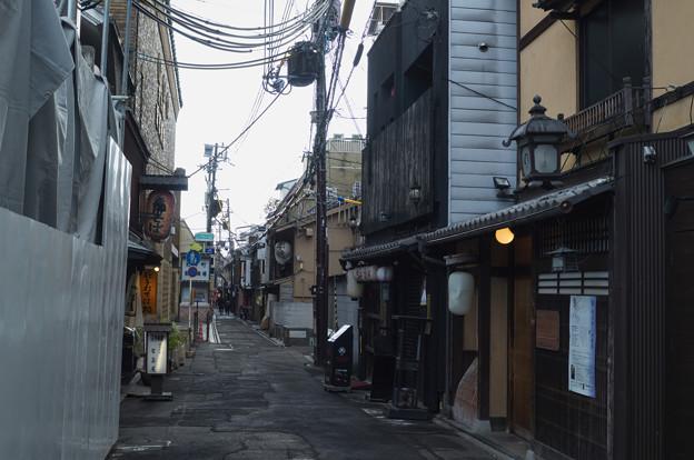 写真: 先斗町
