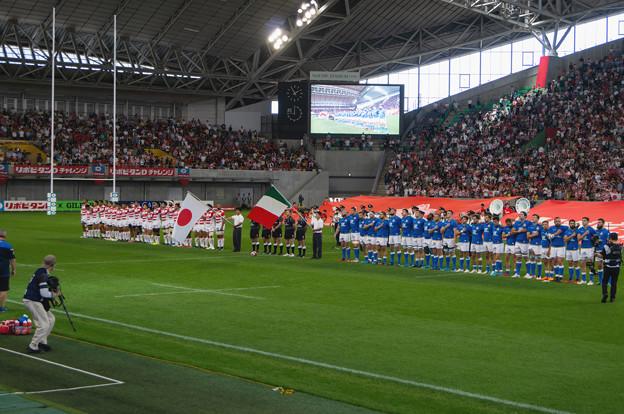 日本対イタリア (12)