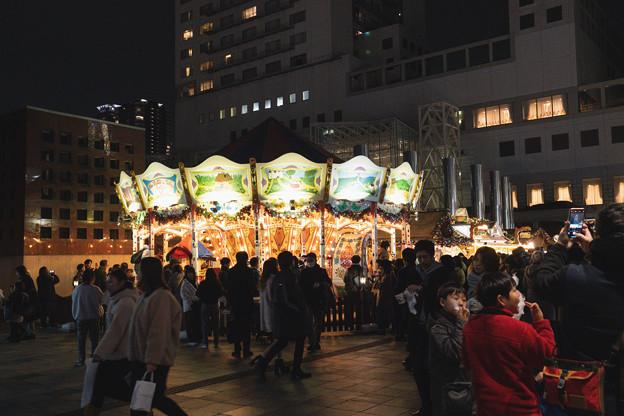 ドイツ・クリスマスマーケット 大阪 2019 (1)