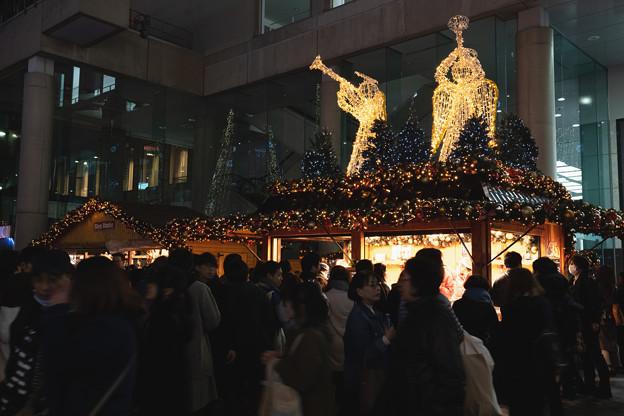 ドイツ・クリスマスマーケット 大阪 2019 (5)