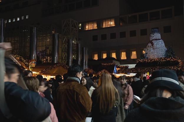 ドイツ・クリスマスマーケット 大阪 2019 (6)