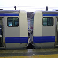 写真: 常磐線E531系@土浦駅