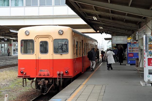 キハ200@五井駅