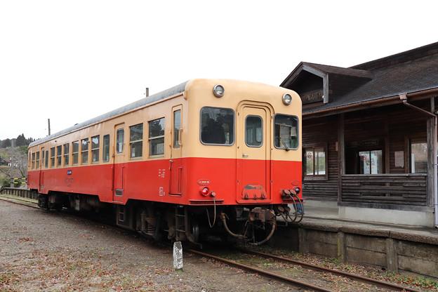 キハ200@上総中野駅