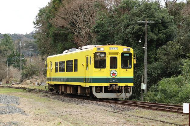 いすみ300型@上総中野駅