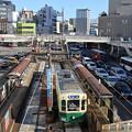 Photos: 長崎市電500形@長崎駅前