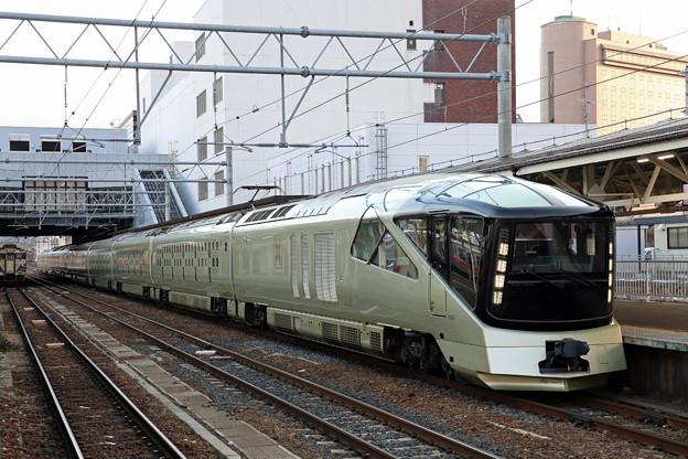 TRAIN SUITE 四季島@弘前駅