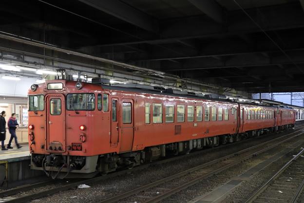 キハ48@弘前駅