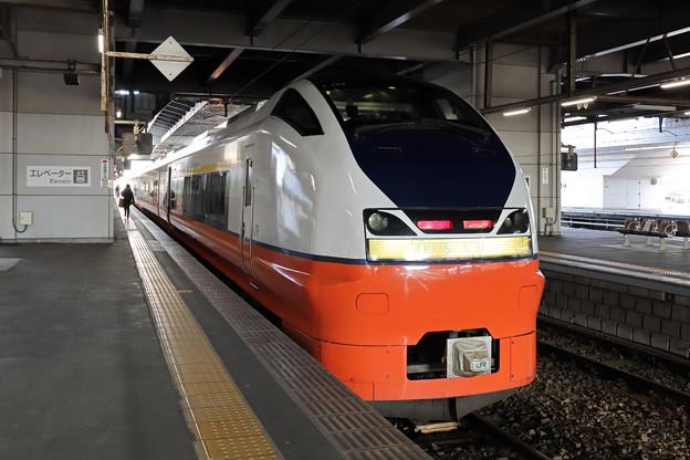 特急つがる@秋田駅