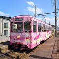 Photos: 万葉線デ7070形@新町口