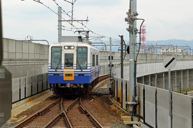 えちぜん鉄道三国港行き@福井駅