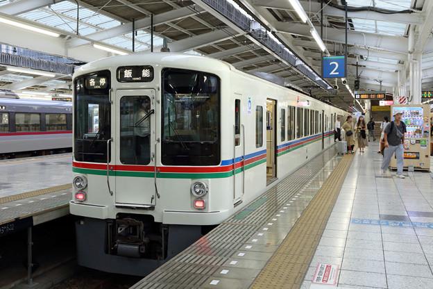西武4000系@飯能駅