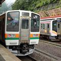 Photos: 211系@水上駅