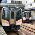 Photos: E129系@長岡駅