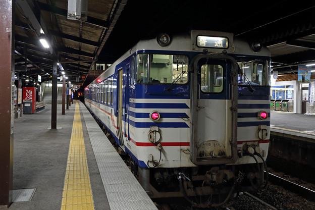 キハ48@鶴岡駅