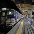 酒田駅0番線ホーム