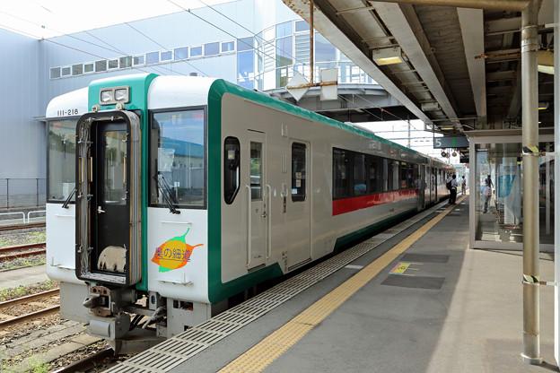 キハ111奥の細道@新庄駅