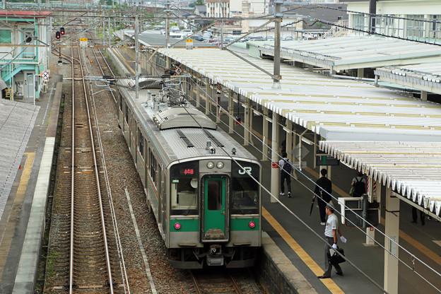 701系@一ノ関駅
