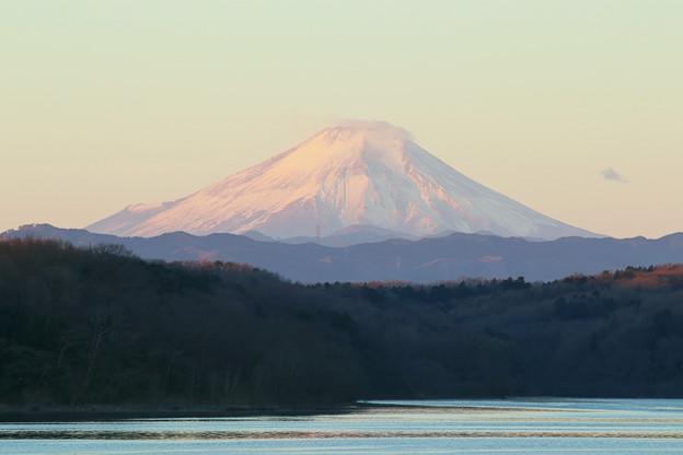 Photos: 2021年元旦の富士山