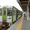 Photos: キハ100@気仙沼駅