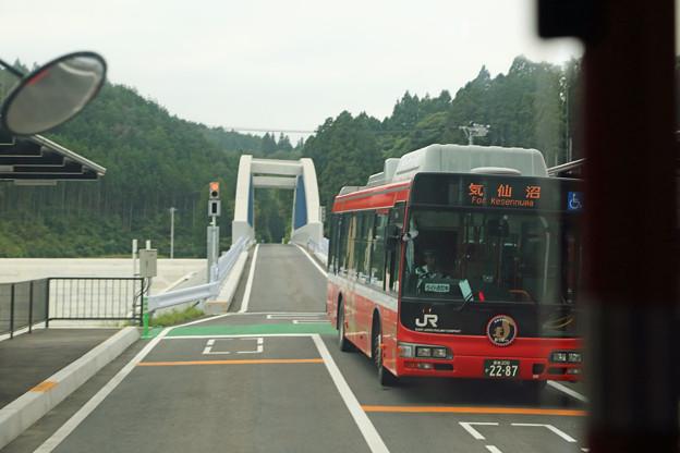 BRT清水浜駅