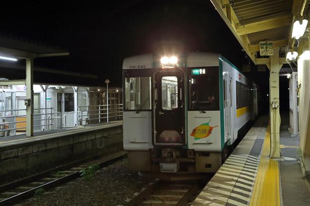 キハ110女川行き