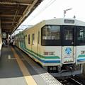 Photos: 阿武隈急行8100系@福島駅
