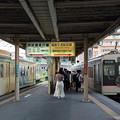 Photos: 福島交通で飯坂温泉へ