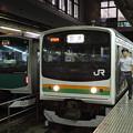 Photos: 205系@宇都宮駅