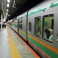 Photos: 浦和に到着