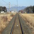 Photos: 奥羽本線は標準軌
