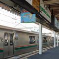 奥羽本線赤湯駅